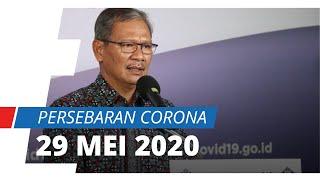 Update Persebaran Corona Indonesia, 8 Provinsi Laporkan Tidak Alami Penambahan Covid-19