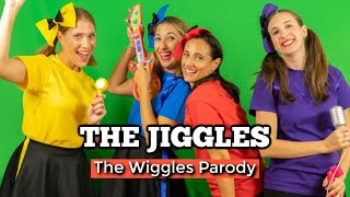 The Jiggles - The Wiggles Parody