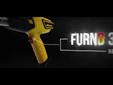 Furno 300 Heat Gun Overview Video
