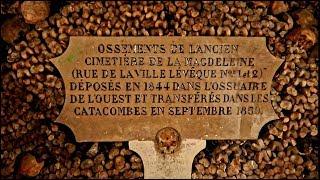 #833 PARIS Catacombs, & The PANTHEON Famous Graves - Jordan The Lion Daily Travel Vlog (11/17/18)