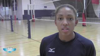 AVCA Video Tip Of The Week: Alisha Glass On Setting