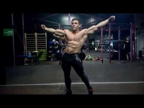 Ćwiczenia dla obwisłych mięśni na rękach