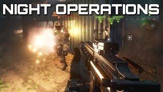Battlefield 4: Rush at Night - Zavod Graveyard Shift