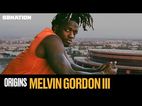How RB Melvin Gordon III became a football star – Origins, Episode 20 (Presented by State Farm)