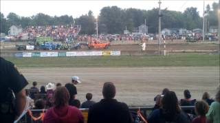 preview picture of video 'Demolition Derby at Ashtabula County Fair - Day 1 Heat 3 - August 7th, 2014'