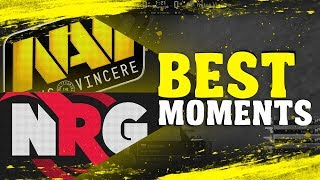 NAVI VS NRG BEST MOMENTS
