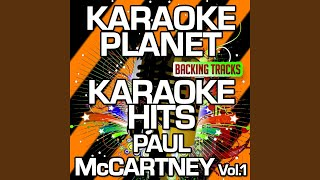 Mull Of Kintyre (Karaoke Version With Background Vocals) (Originally Performed By Paul McCartney)