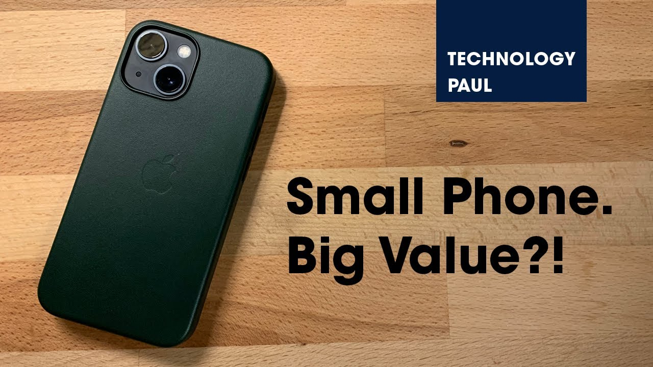 iPhone 13 Mini - Is this tiny phone right for you