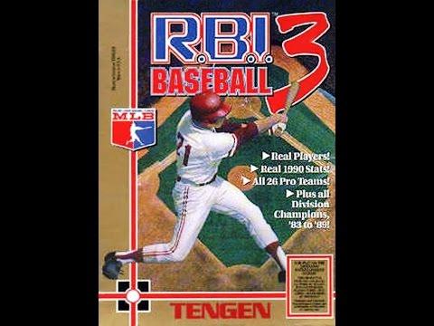 rbi baseball 3 nes rom