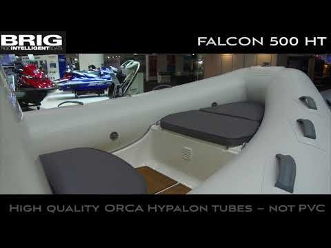 Brig Falcon Rider 500 video