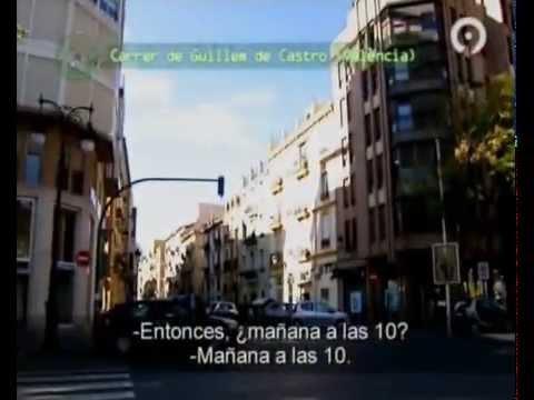 Cazando pederastas en Valencia - Dossiers Investigació (Canal 9) - Reportaje /