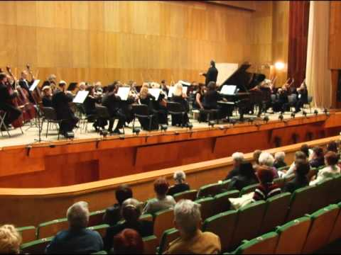 Концерт произведений Сергея Рахманинова в исполнении Академического симфонического оркестра