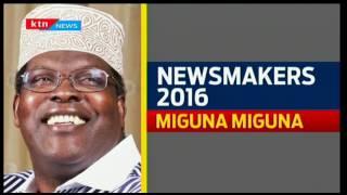 Year in review: Newsmakers locally breaking headlines; Anne Waiguru Miguna Miguna, 2/1/17 Part 2