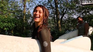 WE DIDN'T KNOW YOU COULD SURF IN RIVERS | Project 30 #28 | YES THEORY