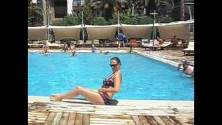 Ersan Resort And Spa, Bodrum, Turkey - Club Dance 2012