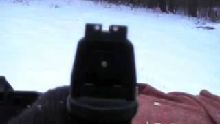 Springfield XDm 40. Cal -Out of box Test-