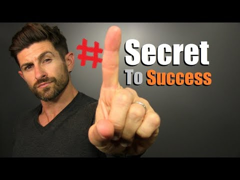 , title : 'THE #1 Secret To Success (It's NOT What You Think)! How To Succeed At EVERYTHING You Do