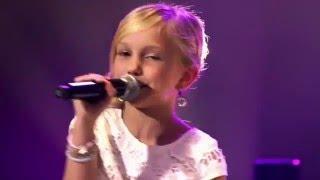 9-Year Old Josefien Sings Carpenter