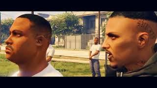 Yg Ft.Asap Rocky   Handgun (Gta Music Video)