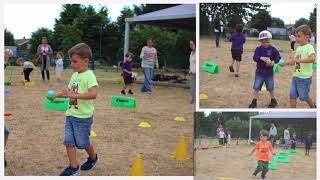 Nursery Sports Afternoon
