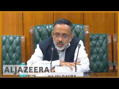 🇮🇳 India bans top pro-independence group in Kashmir   Al Jazeera English