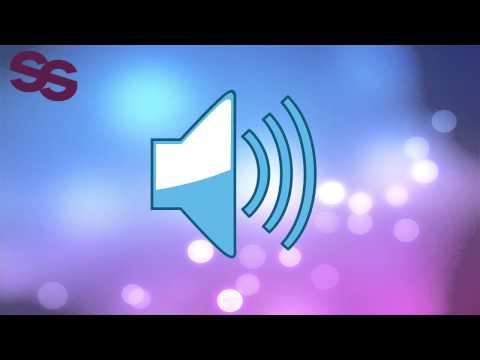 Alarma de coche (Efecto de Sonido) Car alarm Sound Effect