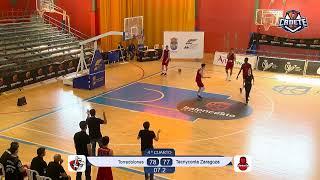 Baloncesto | TORRELODONES  - TECNYCONTA ZARAGOZA - 1/8 De Final, Camp. De España Cadete Masculino