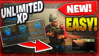 *NEW* HOW TO GET UNLIMITED 2XP & WEAPON XP in MODERN WARFARE! 100% WORKING... (COD MW GLITCHES)