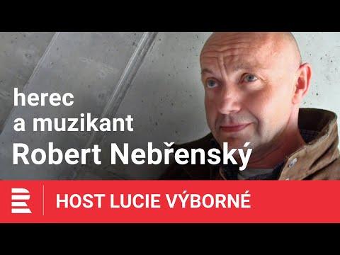 Robert Nebřenský: Jsem na světě jen kvůli Vltavě. U ničeho jiného se necítím tak živý