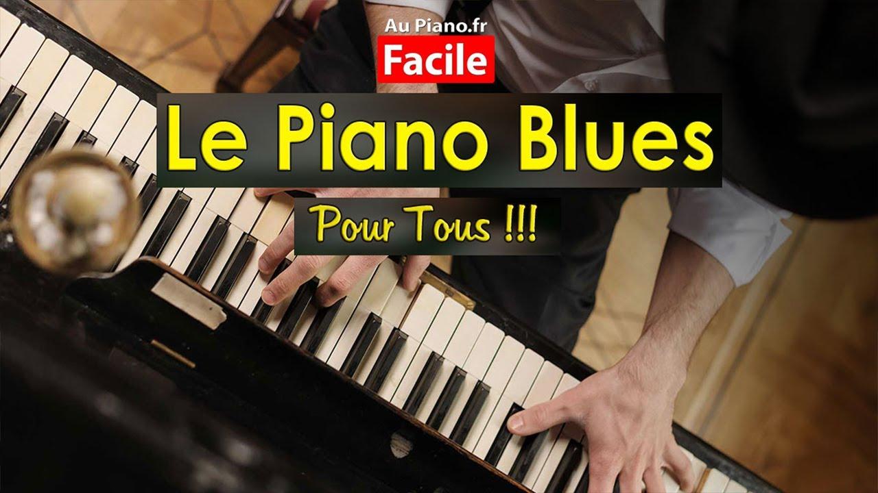 APPRENDRE LE PIANO BLUES JAZZ