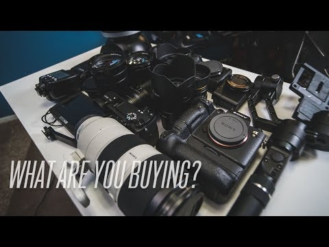 Sony a7 $798, Sony a7RII $1999, Sony Mirrorless Deals, Black Friday, and More: Monday Live