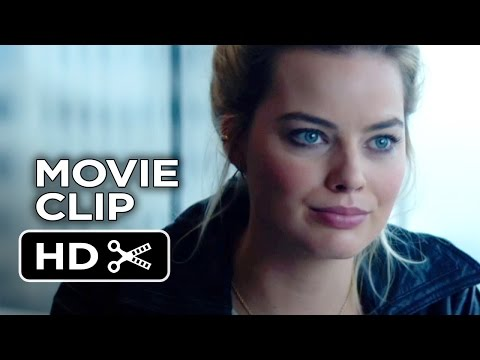 Focus Movie CLIP - I Just Want In (2015) - Margot Robbie, Will Smith Movie HD