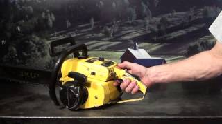 The chainsaw guy shop talk McCulloch Pro Mac 700 chainsaw 2 4 2