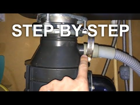 My Garbage Disposal Leaks Easy Fix Save