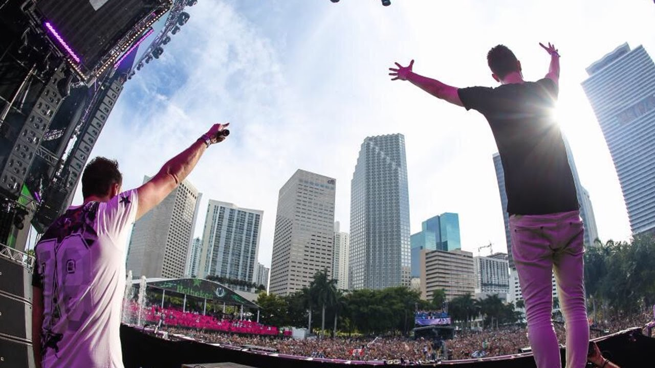 W&W - Live @ Ultra Music Festival Miami 2015