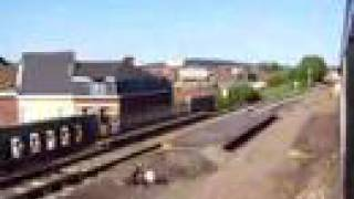 preview picture of video 'Lijn 86 : station Ronse'