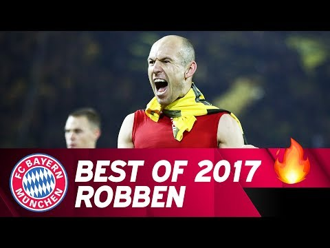 Arjen Robben | Best Goals and Skills 2017 ⚽💥 | FC Bayern