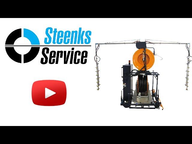 YouTube video | Spray robot Meto + trans