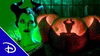 Maleficent: Mistress Of Evil Pumpkin Carving | Disney