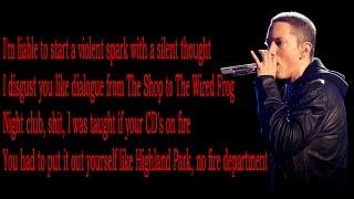 Eminem- Shady XV Lyrics HQ