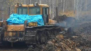 Жесть! ДЭТ-250 в грязи!