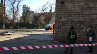 У Маріуполі підірвали авто полковника СБУ