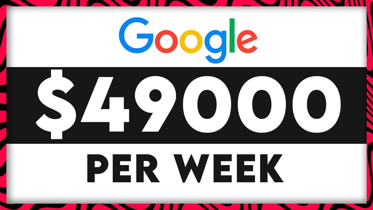 Earn $49 Per Google Search On Autopilot! (Make Money Online) thumbnail