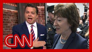 CNN's John Avlon: I've got bad news for Susan Collins