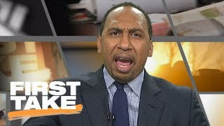 Stephen A. Smith goes off on Dolphins OL coach being allowed to resign | First Take | ESPN - dooclip.me