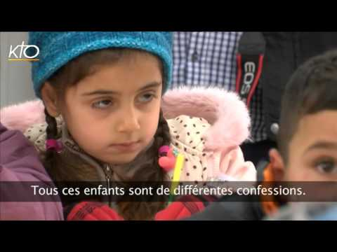 Erbil : Sur le front de l'éducation dès l'école maternelle