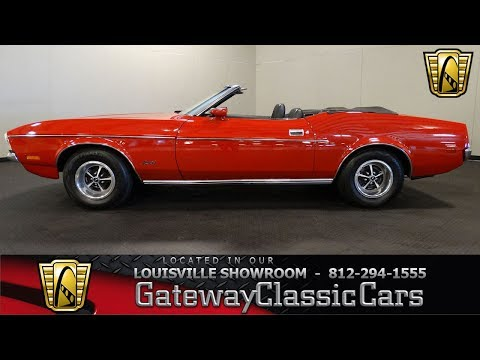 Video of '72 Mustang - LG40