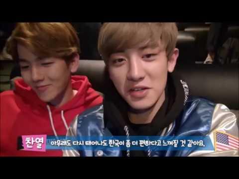 CHANBAEK MOMENTS (Chanyeol+Baekhyun)