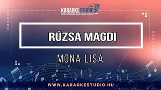 Rúzsa Magdi   Mona Lisa (MIDI Karaoke Demo)
