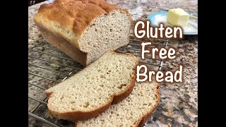 red mill gluten free bread mix recipe